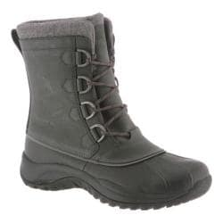 Men's Bearpaw Colton Duck Boot Gray II Crazy Horse Action Leather