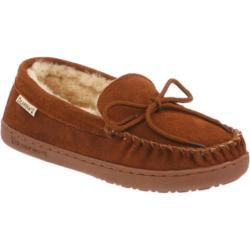 Women's Bearpaw Mindy Moccasin Slipper Hickory Patchwork