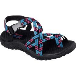 Women's Skechers Reggae Loopy Sandal Blue/Pink (3 options available)