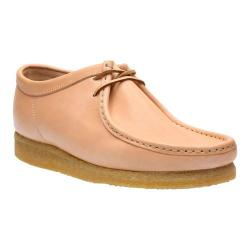 Men's Clarks Wallabee Natural Tan