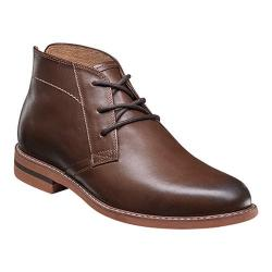 Men's Florsheim Dusk Chukka Boot Brown Smooth Leather