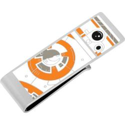 Men's Cufflinks Inc BB-8 Money Clip White