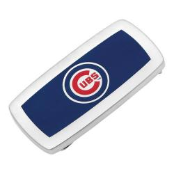 Men's Cufflinks Inc Chicago Cubs Money Clip Blue