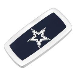 Men's Cufflinks Inc Dallas Cowboys Money Clip Blue