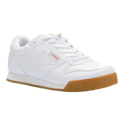 Men's Lugz Matchpoint Sneaker White/Gum