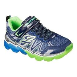 Boys' Skechers Skech-Air Turbo Elite Sneaker Navy/Lime