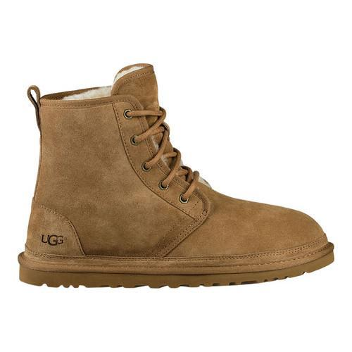 Discount Shop For Low Price Sale Online UGG Harkley Ankle Boot(Men's) -Charcoal Cow Suede bl9WA