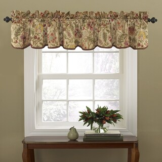 Waverly Imperial Dress Curtain Valance