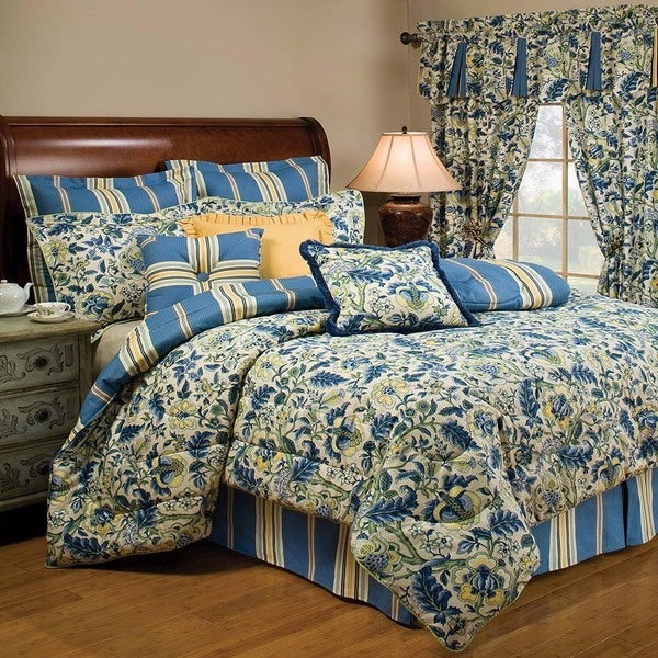 Waverly Imperial Dress Porcelain Cotton ComforterSet