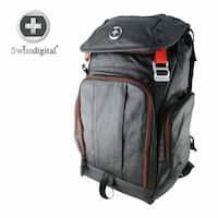 SwissDigital Defrag 14-inch Laptop Backpack