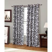 RT Designers Collection Copley Blackout Grommet Curtain Panel