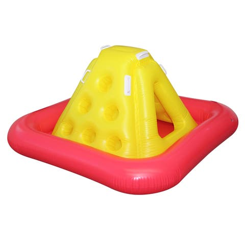 "Pyramid Toys Climb N Hide - 60""Lx60""Wx35""H"