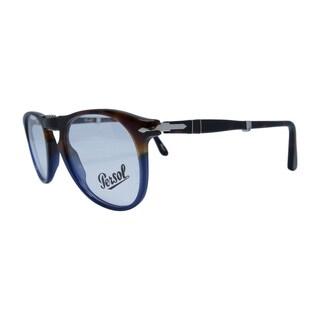 Persol PO9714VM 1022 Unisex Terra e Oceano Frame Prescription Eyeglasses