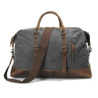 Brown Duffel Bags