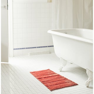 RT Designers Collection Bello Microfiber Bath Rug