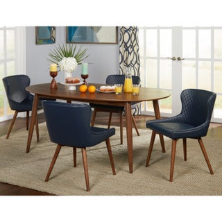 5-piece Simple Living Seguro Dining Set (2 options available)
