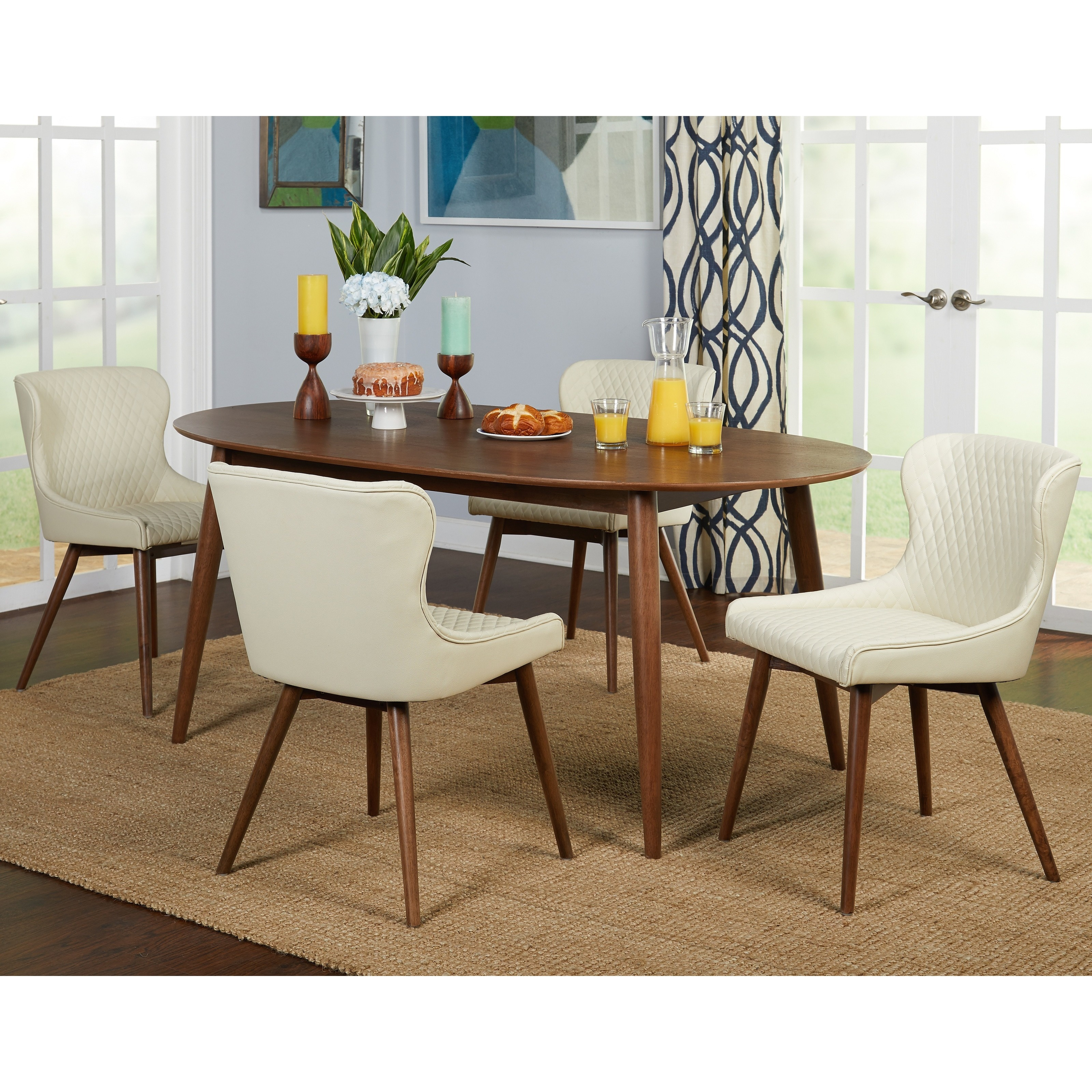 Modern Contemporary Kitchen Dining Room Tables For Less