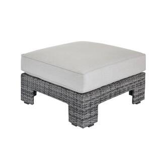 Madison Park Lenox Dark Grey/ Grey Outdoor Ottoman|https://ak1.ostkcdn.com/images/products/16702026/P23018815.jpg?impolicy=medium