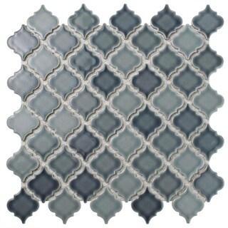 Buy Grey Glossy Backsplash Tiles Online At Overstockcom Our Best - Best place to buy tile online