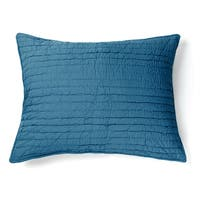 Brighton Imperial Blue Cotton Sham