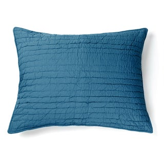 Brighton Imperial Blue Cotton Sham