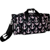 Karriage-Mate Black Anchor 20-inch Carry On Duffel Bag