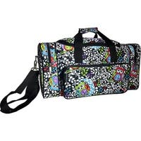 Karriage-Mate Owl 20-inch Carry On Duffel Bag