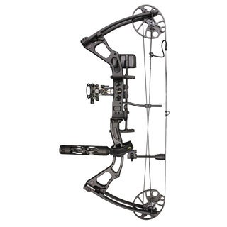 SAS Feud 19-70 Lbs Compound Bow 300+FPS with Pro Package