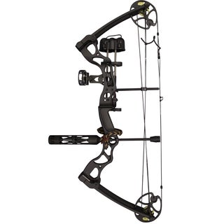 SAS Rage 55-70 Lbs Compound Bow Pro Hunting Ready Package