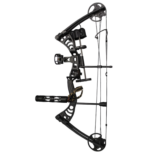 "SAS Scorpii 30-55 Lb 19-29"" Compound Bow Pro Package"