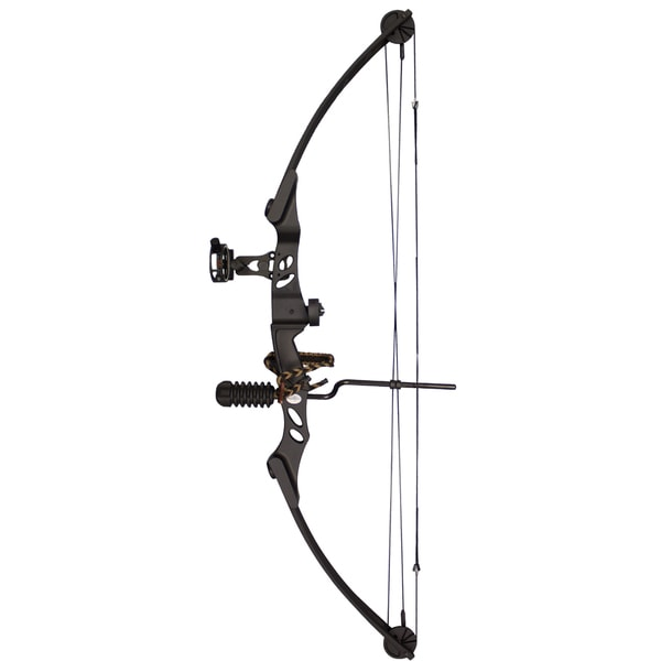 SAS Siege 55 lb 29'' Target Compound Bow Starter Package