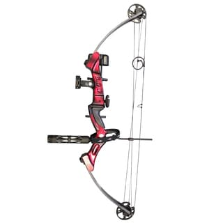 SAS Primal 35-50 lbs Target Compound Bow Pro Package