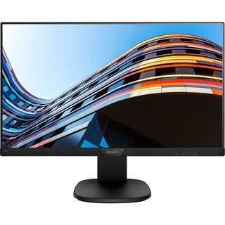 "Philips S-line 243S7EJMB 23.8"" WLED LCD Monitor - 16:9 - 5 ms"