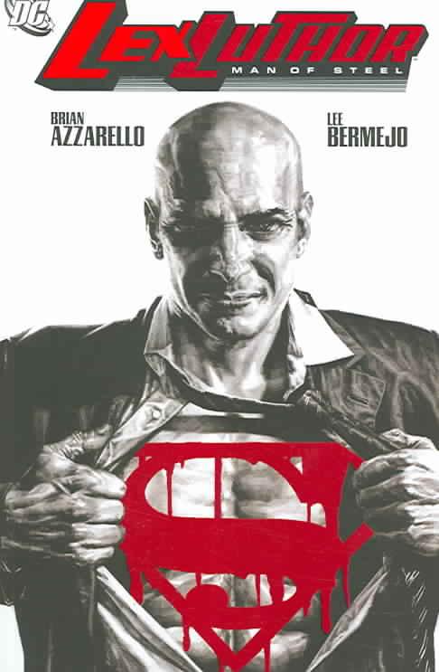 Lex Luthor: Man of Steel (Paperback)