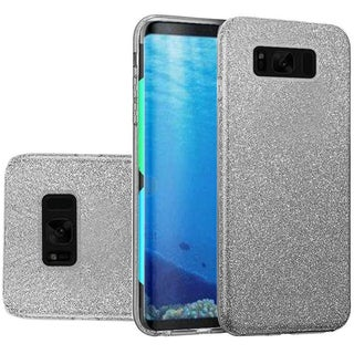 Insten Smoke Hard Snap-on Glitter Case Cover For Samsung Galaxy S8