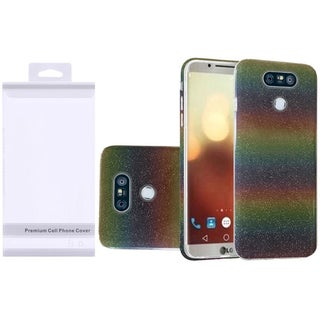 Insten Colorful Hard Snap-on Glitter Case Cover For LG G6