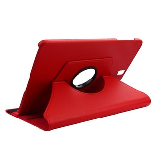 Insten Red Leather Case Cover with Stand For Samsung Galaxy Tab S3 9.7""