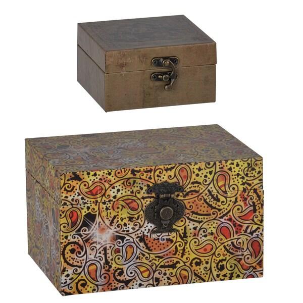 Stacking Decorative Boxes Jerusalem House