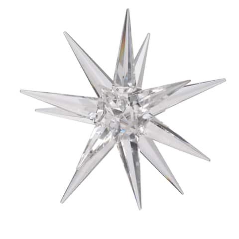 Crystal Star Decor