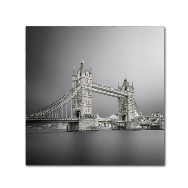 Tower Bridge 'Tower Bridge' Canvas Art