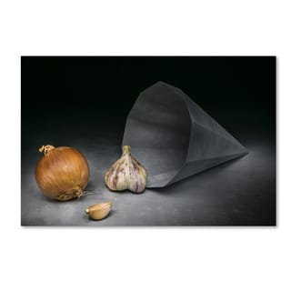 Christophe Verot 'Abundance' Canvas Art