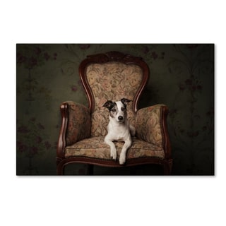 Heike Willers 'Lady Molly' Canvas Art