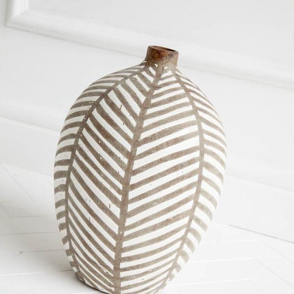 Mercana Art D/écor Balsam I Vases White