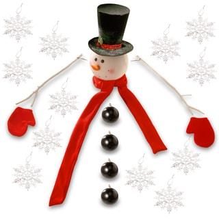 Snowman Kit Tree Dress Up