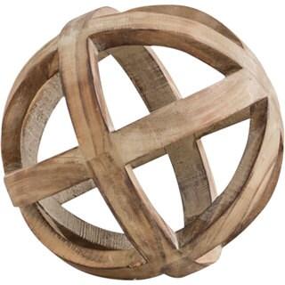 Mercana Mercana Tibik Natural Wood Accent Piece