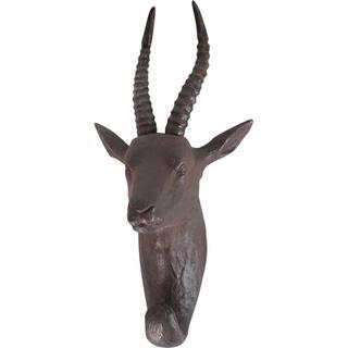 Mercana Mercana Roxburg Brown Resin Gazelle Head Bust