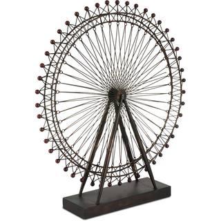Mercana 'London Eye' Bronze Metal Accent Piece