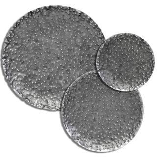 Mercana Lanx Bronze Metal Accent Pieces (Set of 3)