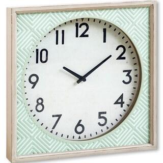 Mercana Ida Green Clock