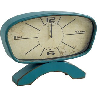 Mercana Denison Blue Clock